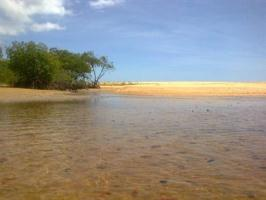Praia Em Trancoso