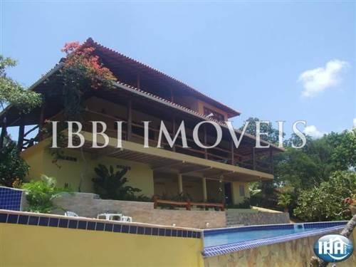 Bella casa con fantastica posizione a Morro de Sao Paulo