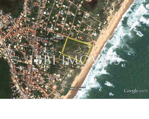 Excellent Land For Sale On The Ocean In Puerto Sauipe