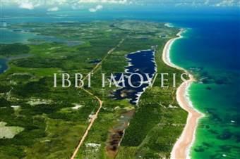 Peninsula de Maraú Terreno De 6.462m2 À Venda