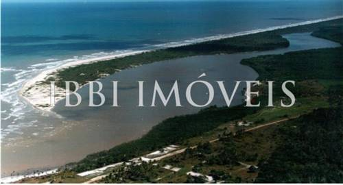 Excellent waterfront area with 2ha in Comandatuba