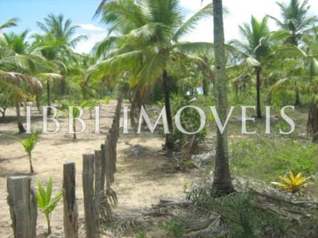 Lot waterfront near Porto Seguro