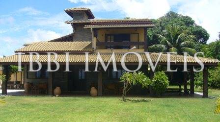 Beautiful house with 5 bedrooms on the island of Itaparica