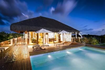 Casa De Alto Padrão Em Eco Resort