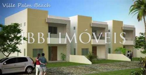 Beautiful new homes in Condo in Buraquinho