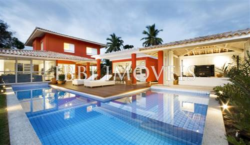 Beautiful House For Sale In Costa Do Sauipe