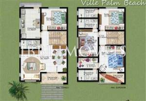 Hermosas casas nuevas en condominio en Buraquinho