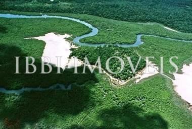 Peninsular island