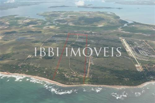 Beautiful Land With 400M De Beira Mar