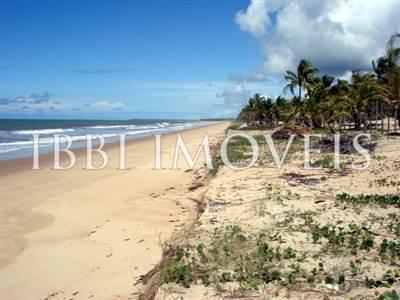 Terreno Beira-Mar Próximo À Mogiquiçaba