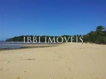 Beautiful beachfront land with an excellent location near to Velha Boipeba